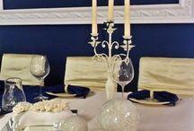 Hochzeits Thron/Tisch