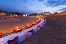 Desert Camps / Have a look at some images of Rajputana Desert Camp, Jaisalmer http://rajputanadesertcamp.in/