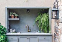 Außenküchen