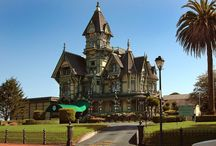 Haunted Mansions of the Gilded Age.