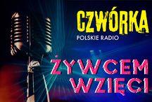 ŻYWCEM WZIĘCI / Koncerty na żywo na antenie Czwórki