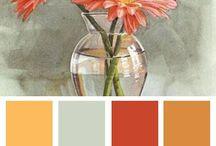 Colors I LOVE