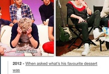 When Niall was me / Niall being like me in sichuations