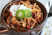 Chili - Slow Cooker Recipes / by The Sassy Slow Cooker