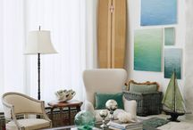 Decor Beach Decor / by Elena Olvera
