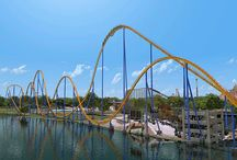 Theme Parks Africa, Canada & South America