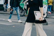 Paris Fashion week AW 2016