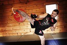 Kickboxing Sanshou Style / Sanshou/Sanda is an explosive combat sport. Kick, Punch and Throw! http://www.sanshoutraining.com