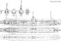 Plans sous-marins