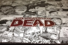 The Walking Dead Stuff / Things, collectibles, and stuff related to The Walking Dead. / by The Walking Dead Fourms