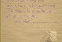School - Morning Message Ideas / by Krystal Bergstrom-Gray