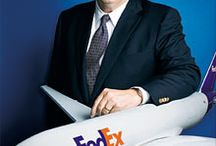 Federal Express/FedEx Express / by Amy Anderson