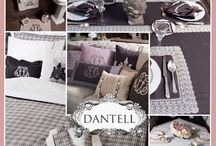 Dantell 2013 - 2014 New Collection / Dantell's brand new collection!  soothing, vivid, simple, pure & natural