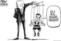 Political Illustration