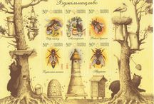 Beekeeping & Beehive treasures