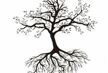 Dessins arbre