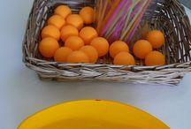 Balles ping pong