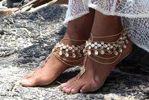 wedding toe sandals