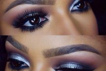 Triadic makeup
