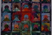 Textile Art - Fabric, fiber, beading, quilts, etc. / by Esme Cape