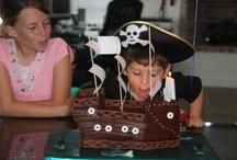 Birthdays: Pirate Party
