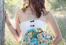 Wedding ideas / by Ailsa Hardy