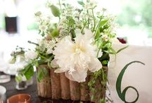 Table Arrangements and Accents / by Angela Hagler