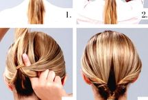 useful & easy to do hairstyles