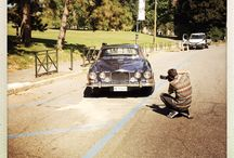 Shooting - VINTAGE CARS / Working on the pictures for the catalogue of our Vintage Cars Auction - 27 September
