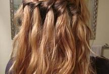 hair styles / by Jordan Maxwell
