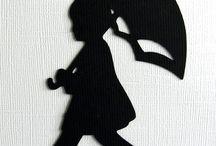 silhouette képek