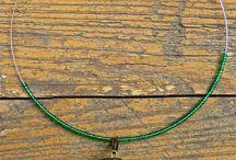 Organic / handmade organic jewelry from the natural treasures