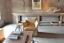 Muted palettes / Soft, warm palette ideas and pieces from Angove street Collective.