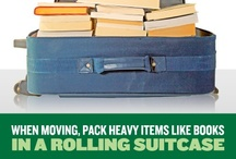 Packing tips / by Terra Oneill