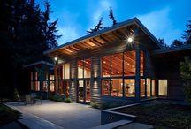 Domy i wnętrza / Architektura
