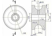 CAD 2D Drawings