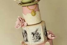 cleverly designed cakes