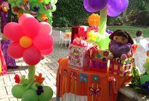 An Adventurous lil Birthday Party