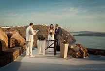 Ceremony venues Santo / by Kate Kaekina