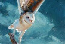 M's owls