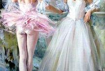 балет и живопись