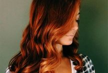 Hair color / by Bianca Muniz