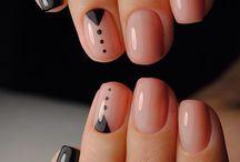Arreglos de uñas