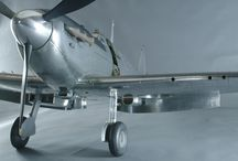 Supermarine Spitfire and more diecast
