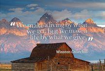 Do good#Be generous