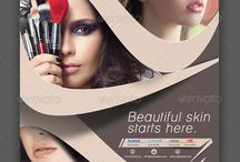 Beauty Salons Brochures