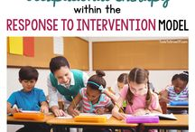 Response to Intervention - RTI
