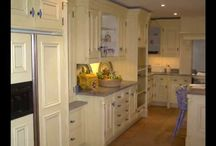 My videos / A selection of videos showcasing some hand painted kitchens by kevinmapstone.com