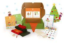 Dec 2013 - Le Noël des Lutins ! / Découvre le monde magique des lutins de Noël !