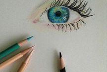 Drawings / I love drawing